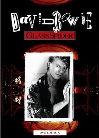 Cover David Bowie - Glass Spider [DVD]